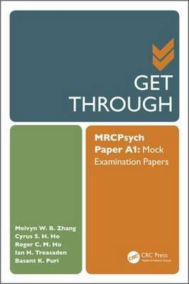 Get Through MRCPsych Paper A1 (BOK)