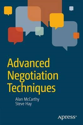 Advanced Negotiation Techniques (BOK)