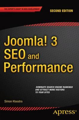 Joomla 3 SEO and Performance (BOK)