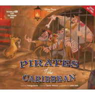 Disney Parks Presents: The Pirates Of The Caribbean (BOK)