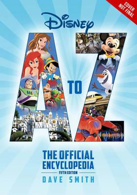 Disney A To Z (fifth Edition) (BOK)
