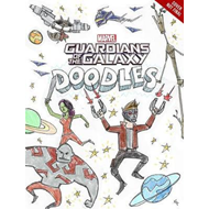 Guardians Of The Galaxy Doodles (BOK)