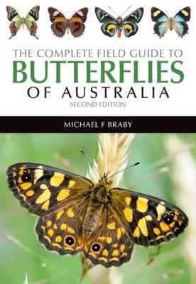 Complete Field Guide to Butterflies of Australia (BOK)