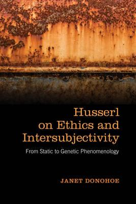 Husserl on Ethics and Intersubjectivity (BOK)
