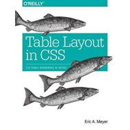 Table Layout in CSS (BOK)