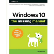 Windows 10: The Missing Manual (BOK)