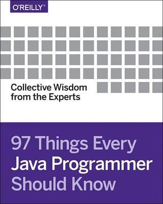 97 Things Every Java Programmer Should Know (BOK)