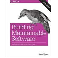 Building Mantainable Software (BOK)