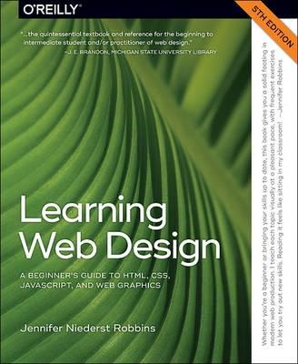 Learning Web Design 5e (BOK)