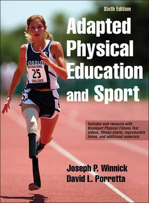 Adapted Physical Education and Sport (BOK)