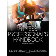 Fitness Professional's Handbook 7th Edition with Web Resourc (BOK)