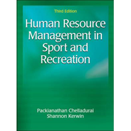 Human Resource Management in Sport and Recreation 3rd Editio (BOK)