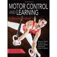Motor Control and Learning 6th Edition With Web Resource (BOK)