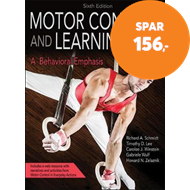 Produktbilde for Motor Control and Learning - A Behavioral Emphasis (BOK)