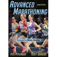 Produktbilde for Advanced Marathoning (BOK)