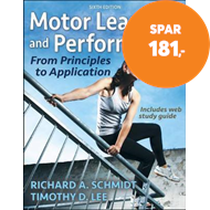 Produktbilde for Motor Learning and Performance - From Principles to Application (BOK)