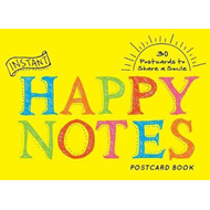 Instant Happy Notes Postcard Book (BOK)