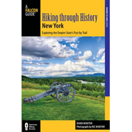 Hiking through History New York (BOK)