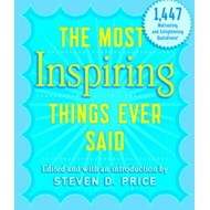 Most Inspiring Things Ever Said (BOK)