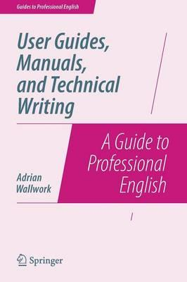 User Guides, Manuals, and Technical Writing (BOK)