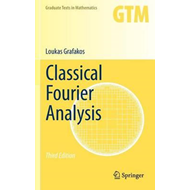 Classical Fourier Analysis (BOK)