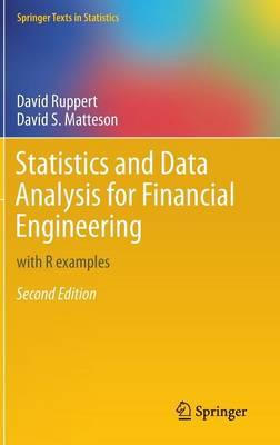 Statistics and Data Analysis for Financial Engineering (BOK)