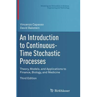 Introduction to Continuous-Time Stochastic Processes (BOK)