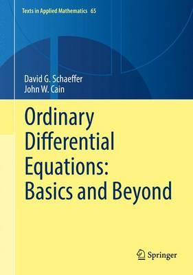 Ordinary Differential Equations: Basics and Beyond (BOK)