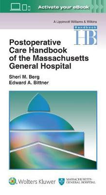 Postoperative Care Handbook of the Massachusetts General Hos (BOK)