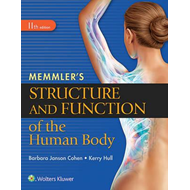 Memmler's Structure and Function of the Human Body, HC (BOK)