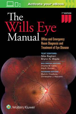 Wills Eye Manual (BOK)