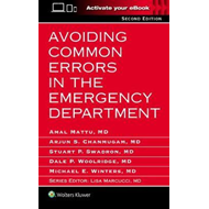Avoiding Common Errors in the Emergency Department (BOK)