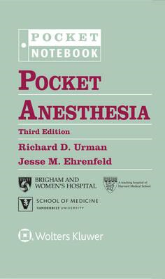 Pocket Anesthesia (BOK)