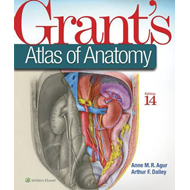 Grant's Atlas of Anatomy (BOK)