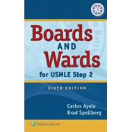 Boards and Wards for USMLE Step 2 (BOK)