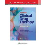 Abrams' Clinical Drug Therapy (BOK)