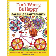 Don't Worry, Be Happy Coloring Book Treasury (BOK)