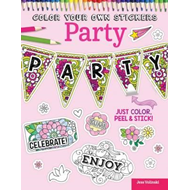 Color Your Own Stickers Party (BOK)