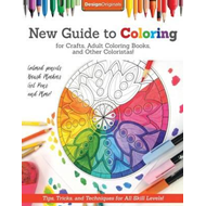 New Guide to Coloring for Crafts, Adult Coloring Books, and (BOK)