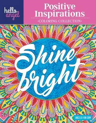 Hello Angel Positive Inspirations Coloring Collection (BOK)