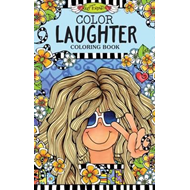 Color Laughter Coloring Book (BOK)
