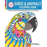 Color This! Birds & Animals Coloring Book (BOK)