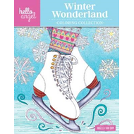 Hello Angel Winter Wonderland Coloring Collection (BOK)