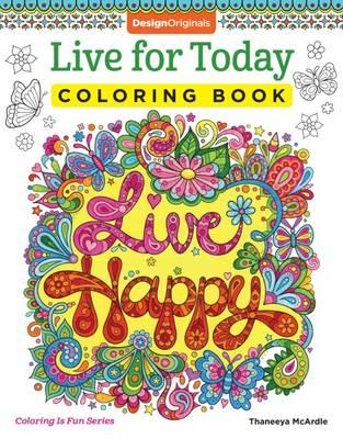 Live for Today Coloring Book (BOK)
