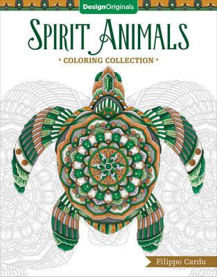 Spirit Animals Coloring Book (BOK)