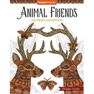 Animal Friends (Filippo Cardu Coloring Collection) (BOK)