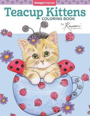 Teacup Kittens Coloring Book (BOK)