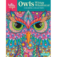 Hello Angel Owls Wild & Whimsical Col Coll (BOK)