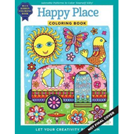 Happy Place Coloring Book (BOK)
