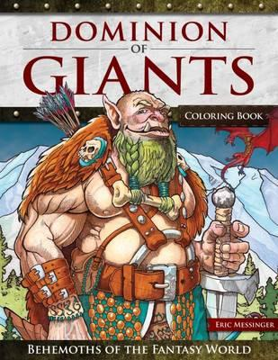 Dominion of Giants Coloring Book (BOK)
